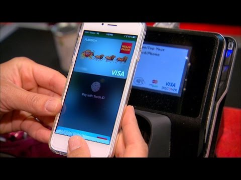 CNET News – Mobile payment systems making slow progress