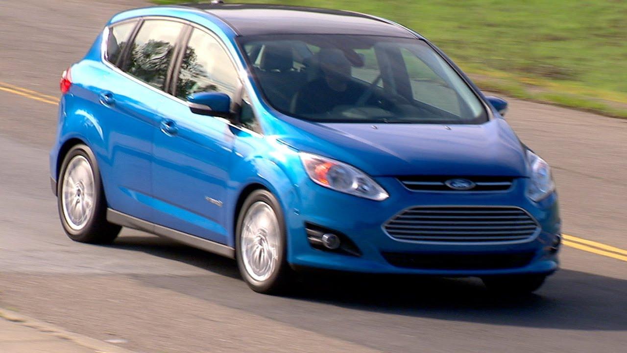 CNET On Cars : 2013 Ford C-Max Hybrid: Prius Killer? Ep 8