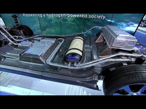 CNET On Cars – Road to the future: Toyota's big bet on hydrogen