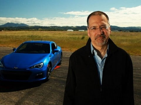 CNET On Cars – Subaru BRZ: Underpowered, under-tech, but overwhelmingly fun – Ep 16