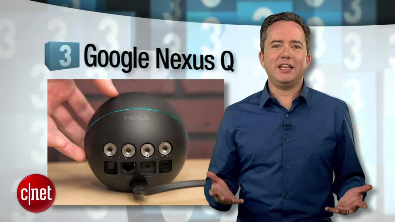 CNET Top 5 – Tech flops of 2012