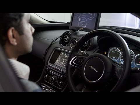 CNET Update – Cars that can read your mind — through the steering wheel