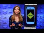 CNET Update - Sprint stops data throttling, AT&T faces FCC fine