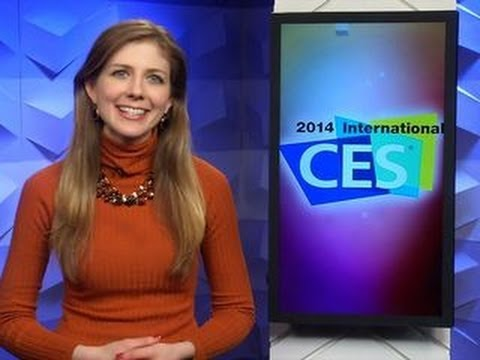 CNET Update – Wearable tech, gaming garner early CES buzz