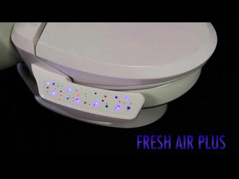 Crave – Smart toilet seat bids bye-bye to bad smells, Ep. 173