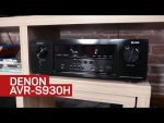 Denon's AVR-S930H offers top features and performance on a budget