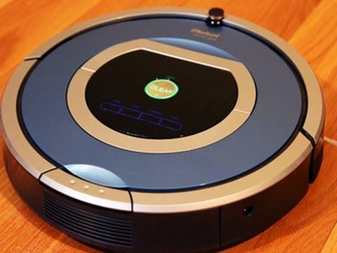 First Look – iRobot Roomba 790
