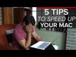 Five tips to speed up your Mac (CNET How To)