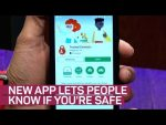 Google's new app lets people know if you're safe (CNET News)
