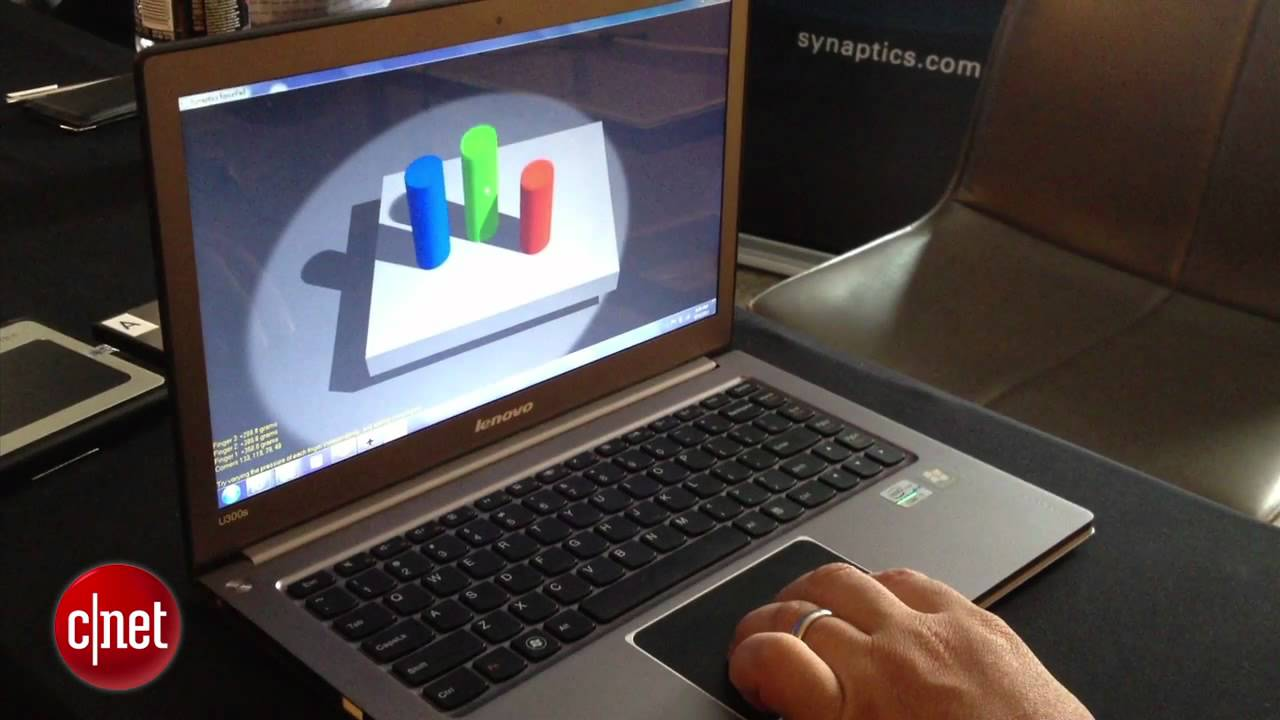 Hands-on with the Synaptics ForcePad for Windows 8 – First Look