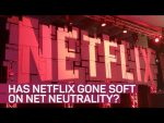 Has Netflix gone soft on net neutrality?