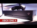 Here's our first up-close encounter with the Xbox One X