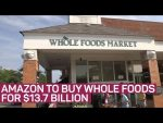 How Amazon Tech Can Be Tied Into Whole Foods