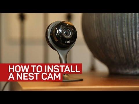 How To Install a Nest Cam