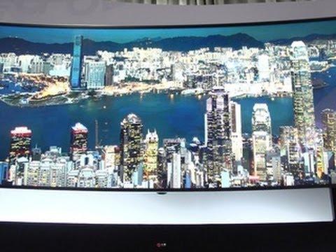 LG's 105-inch TV boasts a '5K' panel