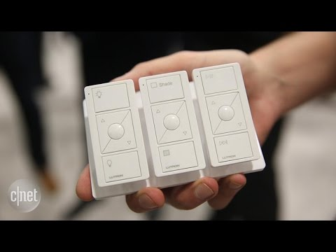 Lutron's smart home syncs with Sonos whole-home audio