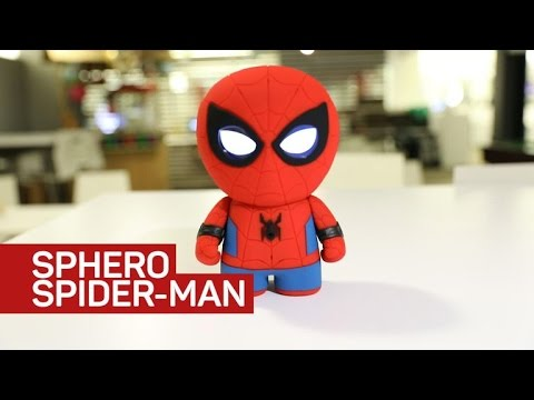 Meet the Chattiest Voice-activated Spider-Man Toy Ever