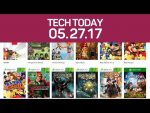 Microsoft refreshes Surface Pro, launches subscription gaming service