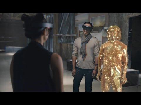 Microsoft wants to put holograms everywhere (CNET Radar)