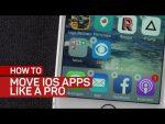 Move iOS apps like a pro