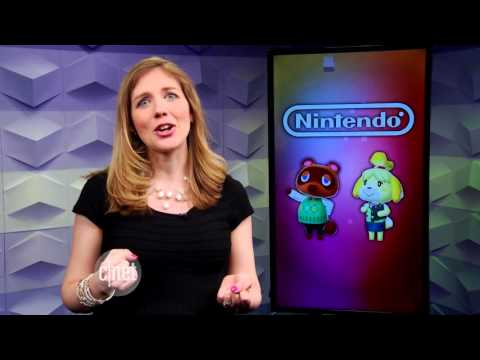 Nintendo stalls on NX console, teases new smartphone games (CNET Update)