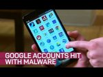 Over a million Google accounts compromised by malware