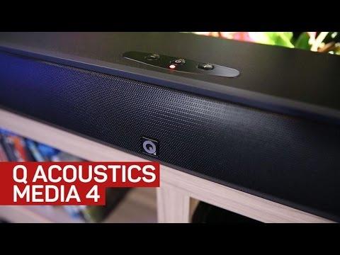 Q Acoustics Media 4 keeps it simple