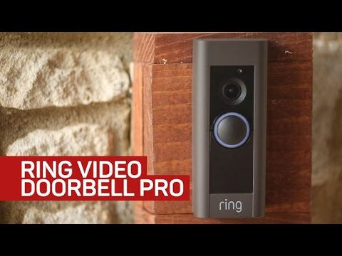 Ring's Smart Buzzer Will Actually Fit On Your Doorframe