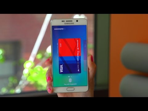 Samsung Pay makes mobile payments easy