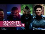 Shoot up Xbox One's Crackdown 3 with Terry Crews