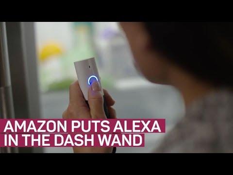Sorta, Kinda Free Amazon Dash Wand Adds Alexa