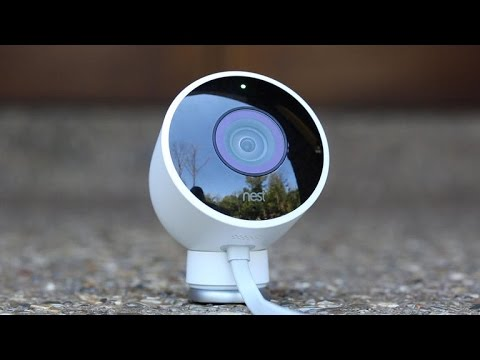 Step outside: Nest's latest camera combats the elements