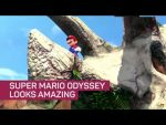 Super Mario Odyssey is coming October 27 and it looks amazing