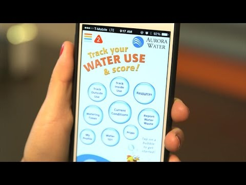 Tech Minute – Apps to help you conserve water and money