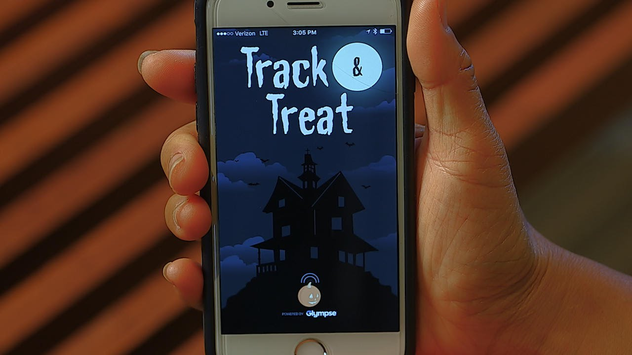 Tech Minute – Track or treat! Apps for keeping tabs on your little goblins