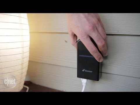 The iDevices Outdoor Switch is solid, but pricey