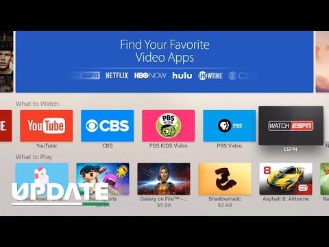 Apple App Store to embrace ads, app subscriptions (CNET Update) CNET