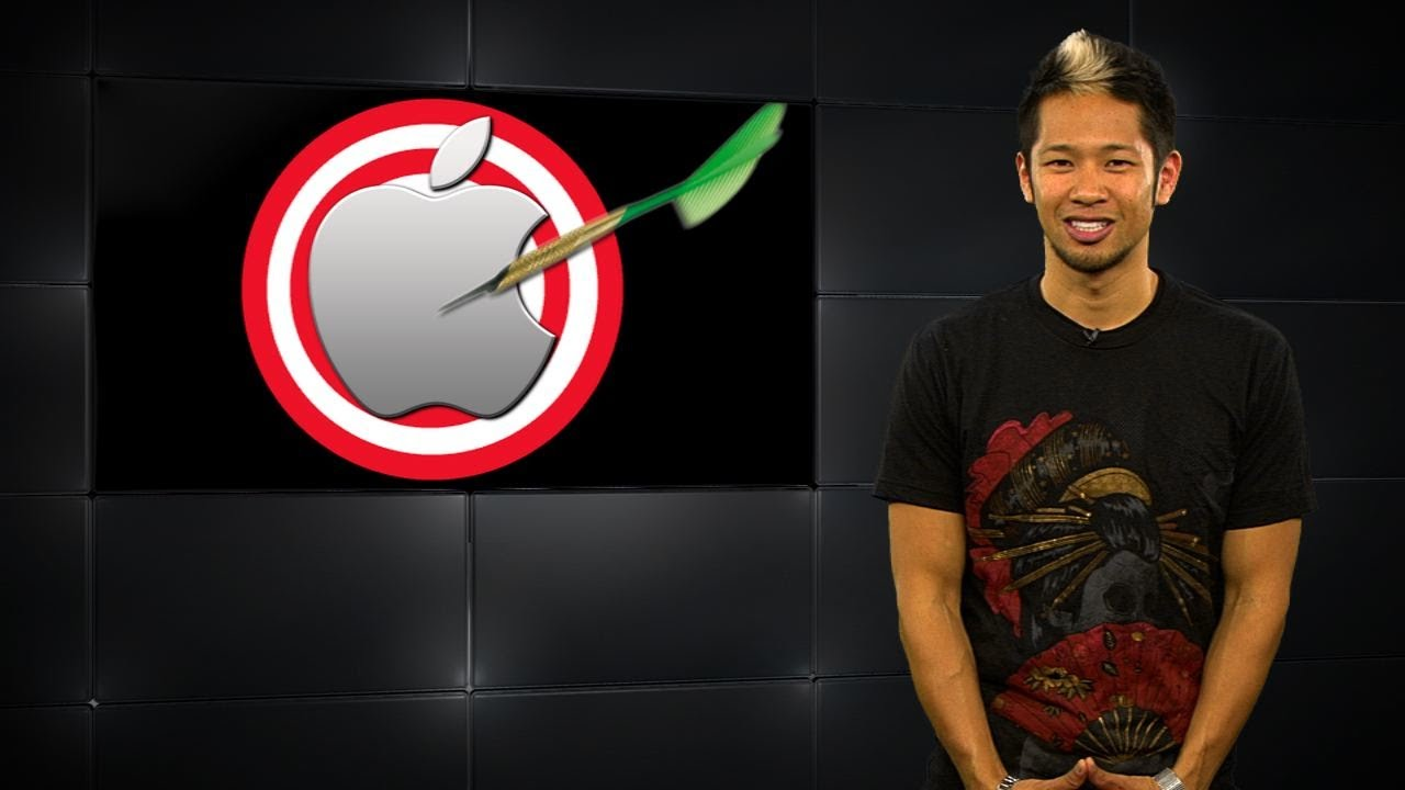 Apple Byte – Google aims directly at Apple