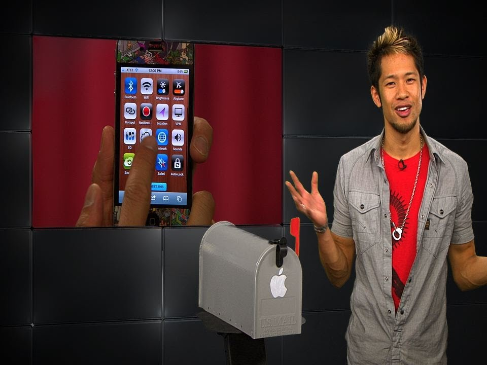 Apple Byte: Quick Access to your iPhone Settings