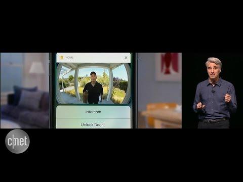 Apple HomeKit (finally) gets its own app (CNET News)