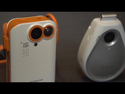 Automatically capture photos with the QindredCam wearable camera
