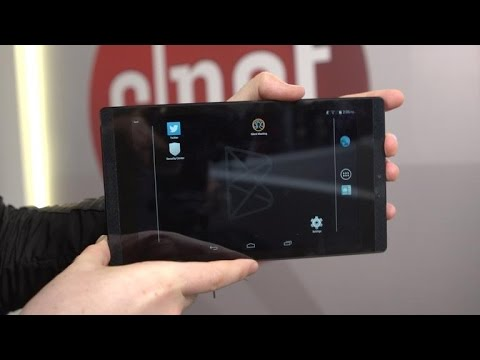 Blackphone+ is an encrypted tablet