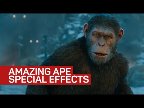 Bringing 'War for the Planet of the Apes' to Life