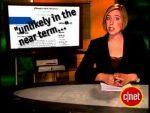 Buzz Report: She's baaaack