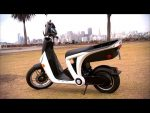 Car Tech - GenZe 2.0 e-scooter adds high tech features to city and suburban transport