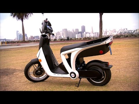 Car Tech – GenZe 2.0 e-scooter adds high tech features to city and suburban transport