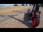 Car Tech - M3 E-Scooter: Folding electric transportation
