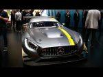 Car Tech - Mercedes-Benz AMG GT3 CNET