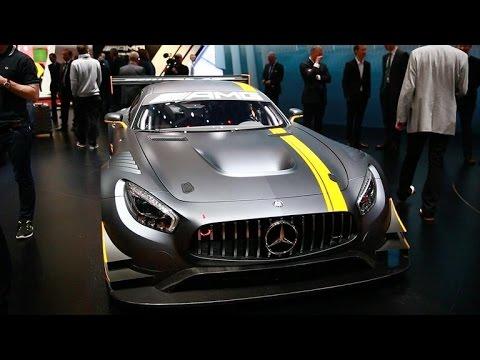 Car Tech – Mercedes-Benz AMG GT3 CNET