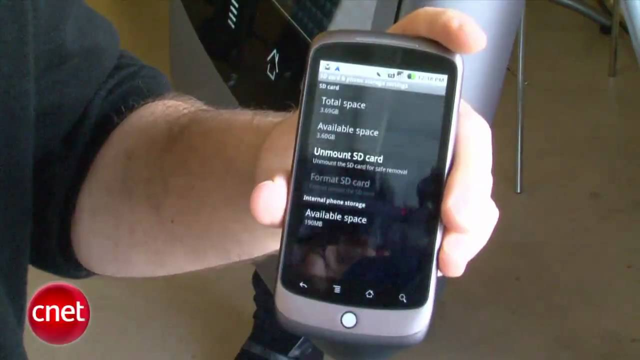 CNET: Google's Nexus One